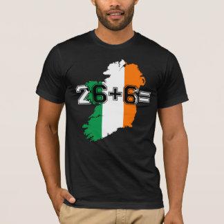 26+6=1 UNITED IRELAND T-Shirt