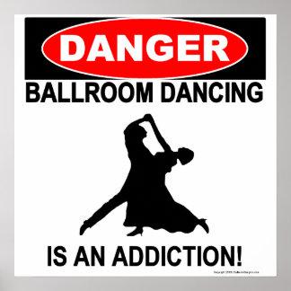 26. Ballroom Addictions Poster
