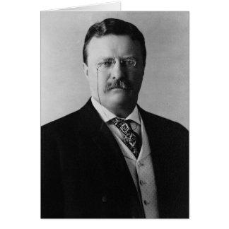 26 Theodore Roosevelt Card