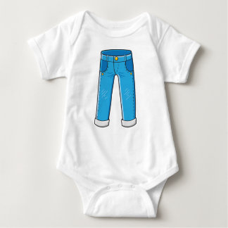 26th February - Levi Strauss Day - Baby Bodysuit