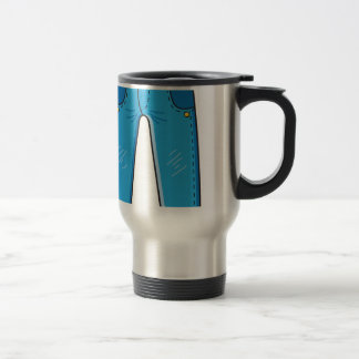 26th February - Levi Strauss Day - Travel Mug