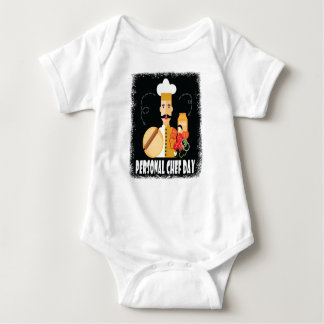 26th February - Personal Chef Day Baby Bodysuit