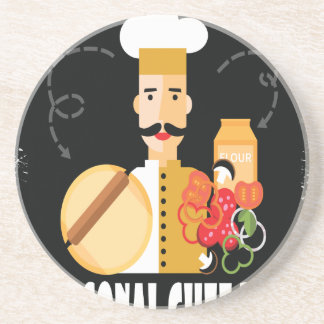 26th February - Personal Chef Day Coaster