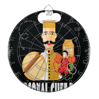 26th February - Personal Chef Day Dartboard