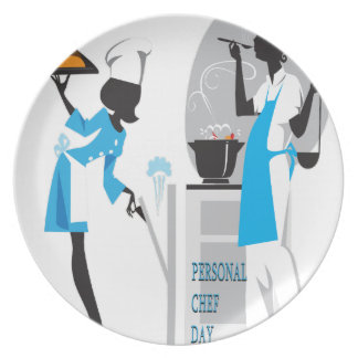 26th February - Personal Chef Day Party Plate