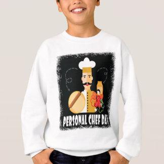 26th February - Personal Chef Day Sweatshirt