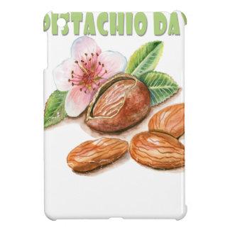 26th February - Pistachio Day - Appreciation Day Cover For The iPad Mini