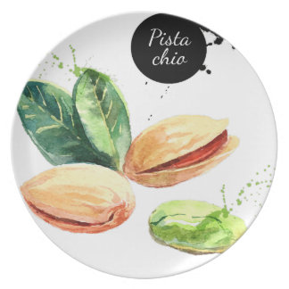 26th February - Pistachio Day Party Plate