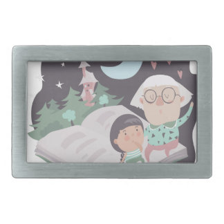 26th February - Tell A Fairy Tale Day Belt Buckles
