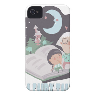 26th February - Tell A Fairy Tale Day iPhone 4 Case-Mate Case