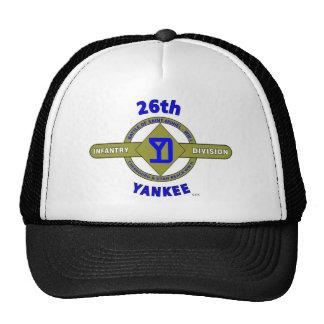 "26TH INFANTRY DIVISION ""YANKEE"" TRUCKER HAT"