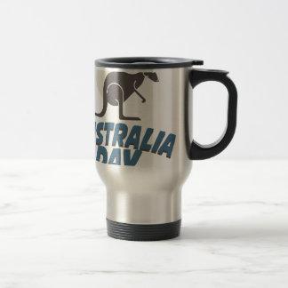 26th January - Australia Day Travel Mug