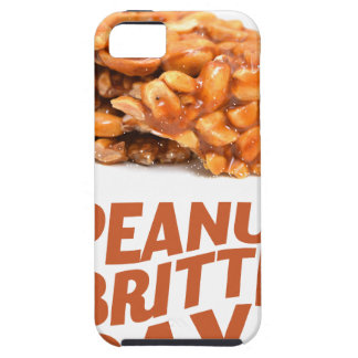 26th January - Peanut Brittle Day iPhone 5 Cases