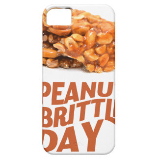 26th January - Peanut Brittle Day iPhone 5 Cover