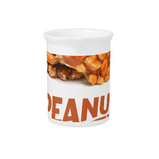 26th January - Peanut Brittle Day Pitcher