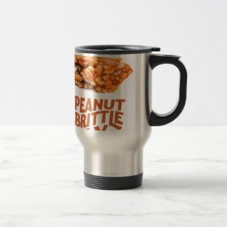 26th January - Peanut Brittle Day Travel Mug
