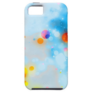 27 Baby Blue Red Orange Yellow iPhone 5 Cases