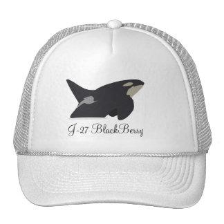 -27 BlackBerry adoption cap Trucker Hat