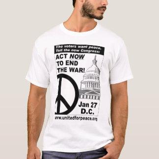 27 janvier protestation t-shirt