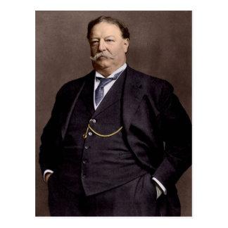 27 William Howard Taft Postcard