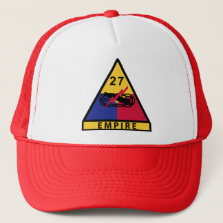 27th Armored Division Trucker Hat