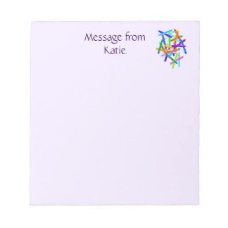 27th Birthday Gifts Notepads