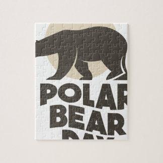 27th February - Polar Bear Day Jigsaw Puzzle