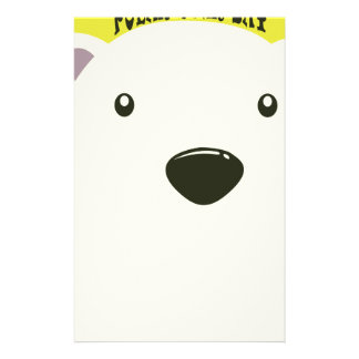 27th February - Polar Bear Day Stationery