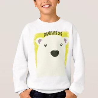 27th February - Polar Bear Day Sweatshirt