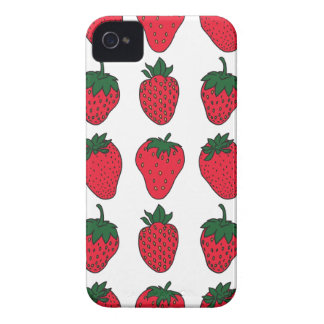 27th February - Strawberry Day Case-Mate iPhone 4 Cases
