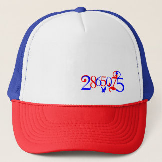 2865075 The Patriot Number Trucker Hat