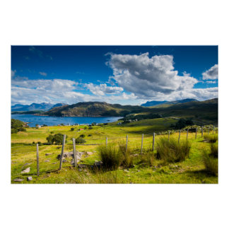"28"" x 20"", Value Poster Scotland"
