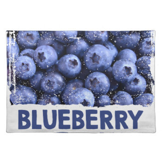 28th April - Blueberry Pie Day Place Mats
