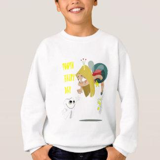 28th February - Tooth Fairy Day - Appreciation Day Sweatshirt