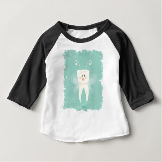28th February - Tooth Fairy Day Baby T-Shirt