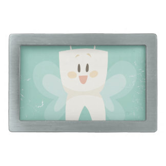 28th February - Tooth Fairy Day Belt Buckles