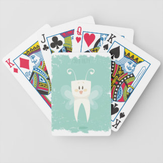 28th February - Tooth Fairy Day Bicycle Playing Cards