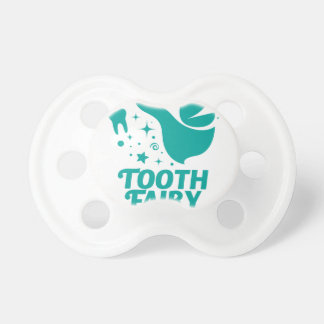 28th February - Tooth Fairy Day Pacifier