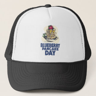 28th January - Blueberry Pancake Day Trucker Hat