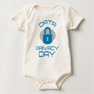 28th January - Data Privacy Day - Appreciation Day Baby Bodysuit