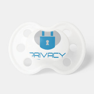 28th January - Data Privacy Day - Appreciation Day Pacifier