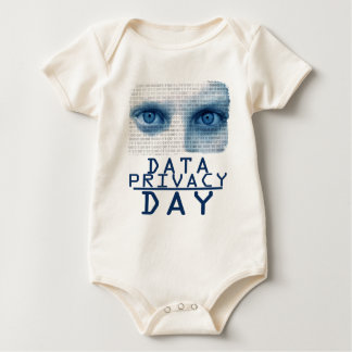 28th January - Data Privacy Day Baby Bodysuit