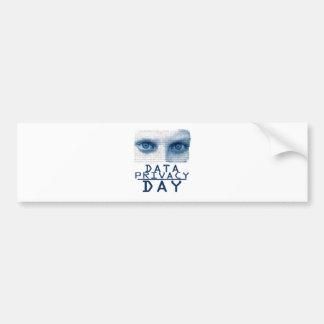28th January - Data Privacy Day Bumper Sticker