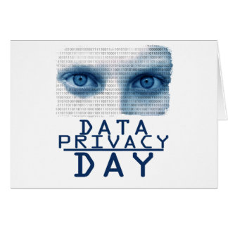 28th January - Data Privacy Day Card