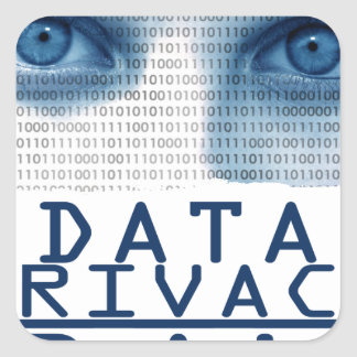28th January - Data Privacy Day Square Sticker