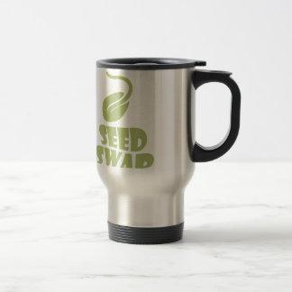 28th January - Seed Swap Day - Appreciation Day Travel Mug