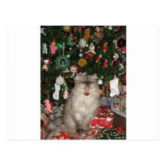 292Rudy Meowy Christmas Postcards