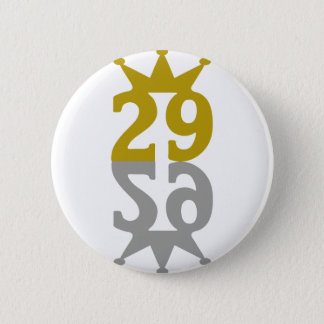 29-Corona-Reflection 2 Inch Round Button