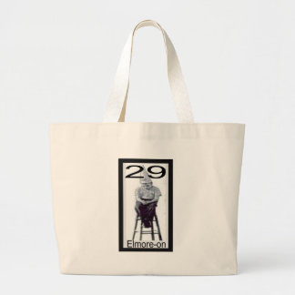 29 Elmore-on Large Tote Bag