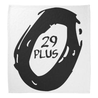 29 plus mountain bike bandana